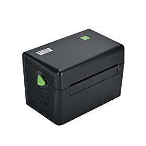 MFLABEL Printer - Commercial Grade Direct Thermal High Speed Printer - Compatible with Etsy, Ebay, Amazon - Barcode Printer - 4x6 Printer