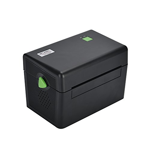 MFLABEL Printer - Commercial Grade Direct Thermal High Speed Printer - Compatible with Etsy, Ebay, Amazon - Barcode Printer - 4x6 Printer Brand: MFLABEL