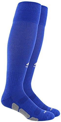 - adidas Utility All Sport Socks (1-Pack), Bold Blue/White/Light Onix, Medium