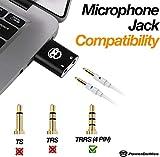 Powerdewise Type-C USB Microphone Lavalier Lapel