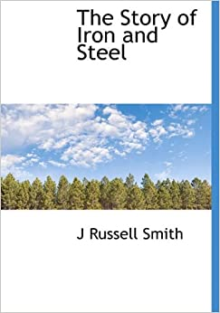 Book The Story of Iron and Steel