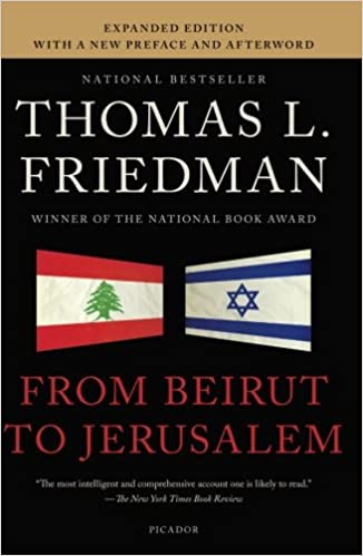 image for From Beirut to Jerusalem