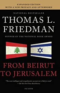 From Beirut to Jerusalem (Kushiel's Legacy)