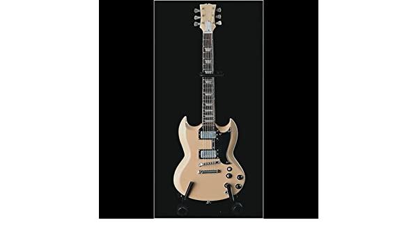 Diseño de bebé con hacha de enanos-guitarra eléctrica - Gibson ...