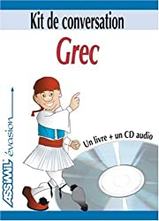 Grec ; Guide + CD Audio