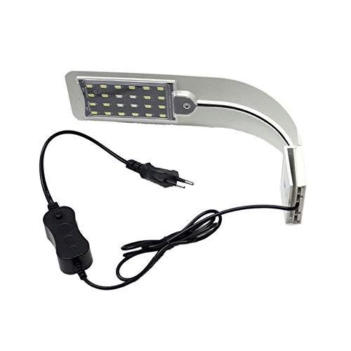 High Brightness Aquarium Flexible Clip Lamp Fish Tank Over Head LED Aquarium Water Clip Lamp for Lighting
