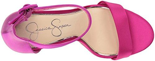 Delle Passione tacco Jessica Donne Plémy Simpson Sandalo Rosa 8UpnZw
