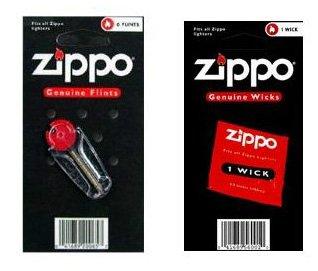 Zippo Flint/Wick Co-Pack from Zippo
