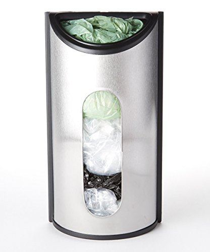 plastic bag dispenser large - 3