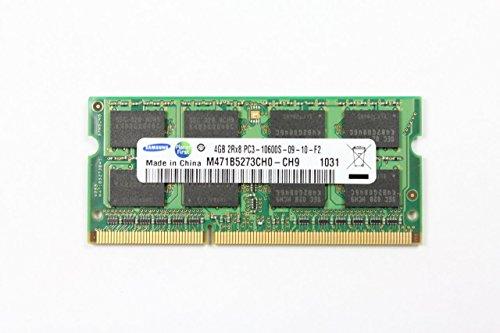 (Samsung M471B5273CH0-CH9 4gb Ddr3 1333mhz Pc3-10600 204-Pin Non-Ecc)