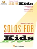 Solos for Kids (Vocal Collection) with online audio