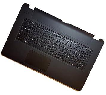 HP 809983-041 Carcasa inferior con teclado refacción para ...