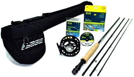 Sage Approach 590-4 Fly Rod Outfit w/Sage 2250 Reel (9'0