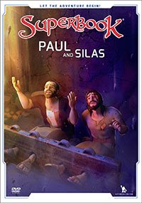 Superbook Paul And Silas