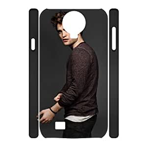 I-Cu-Le Cell phone Cases Edward Cullen Hard 3D Case For Samsung Galaxy S4 i9500