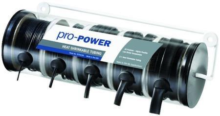 Pull-Pak Heat Shrink Tubing Dispensor - 5 Mini Spools