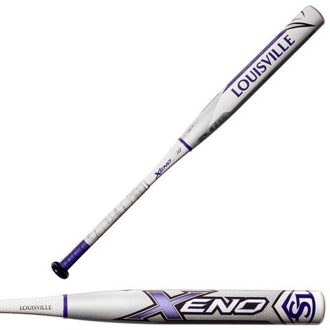 "Louisville Slugger 2018 Xeno -10 Fast Pitch Bat, 33""/23 oz"