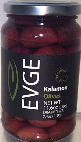 EVGE Premium Quality Kalamon Olives ()