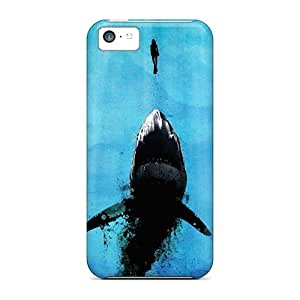 Awesome Design Ocean The Sea With Sunshine In X Hard Case Cover For Iphone 5c