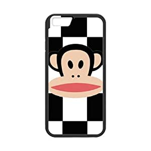 Paul Frank Iphone 6 Plus 5.5 Inch Cell Phone Case Black 218y-035892