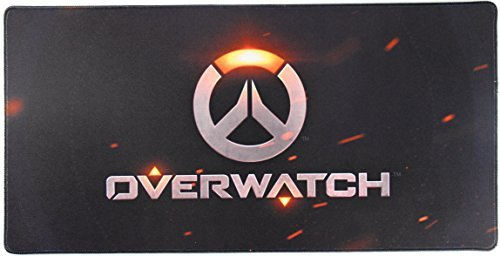 24x12 Inch Overwatch Extend SPEED Soft Gaming Mouse Mat -Gaming Mouse Pad of Professional Gamers