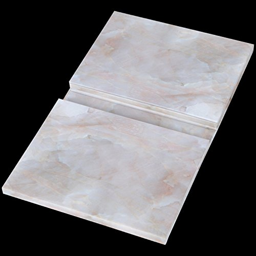 Marble Extra Large Empty Magnetic Makeup Palette Holds 70 Standard Magnetic Eyeshadows and Comes with FREE Magnetic Stickers. Depot your Highlighters, Blushes, Powders and more by Adept Cosmetics (Image #2)