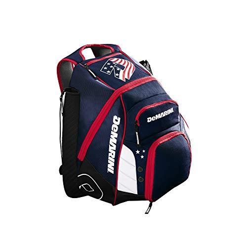 - DeMarini Voodoo Rebirth Baseball Backpack US