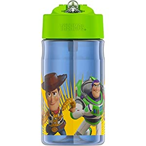 41aXrydG9QL. SS300  - Thermos 12 Ounce Tritan Hydration Bottle, Toy Story 4
