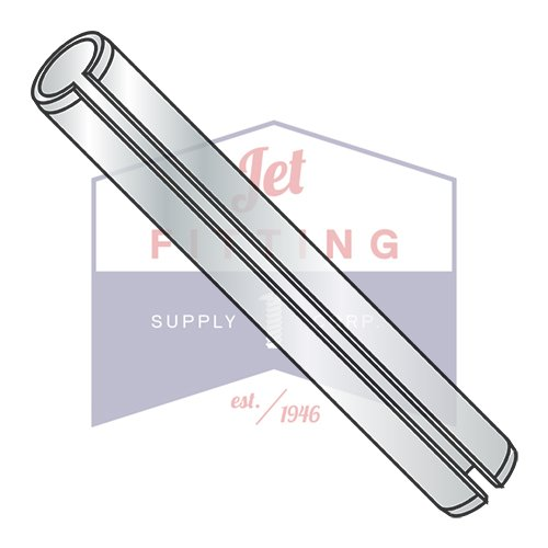 5/64'' x 7/16'' Roll (Spring) Pins / Steel / Zinc (QUANTITY: 4,000 pcs) Made in USA by Jet Fitting & Supply Corp