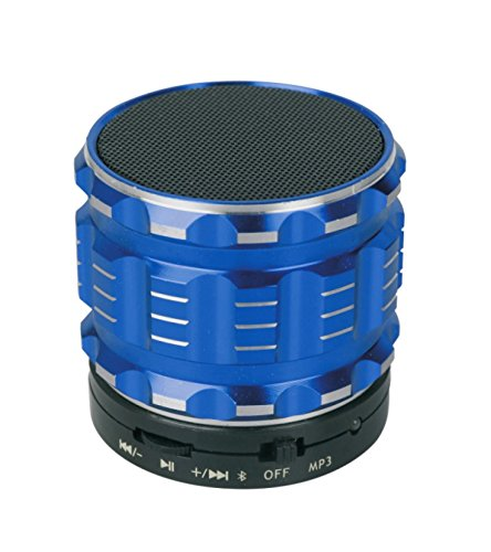 NAXA Electronics NAS-3060 BLUE Portable Wireless Sound System with Bluetooth (Blue)