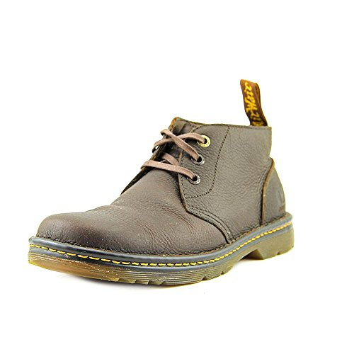 Dr. Martens Mens Sussex Leather Closed Toe Ankle Fashion Boots, Brown, Size 9.0 ()