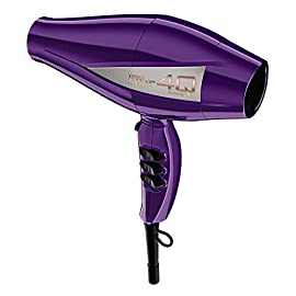 Conair Luxe 4Q Heatprotect Brushless Motor Technology Styling Tool/Hair Dryer, Purple - 41aXtBkIQcL - Conair Luxe 4Q Heatprotect Brushless Motor Technology Styling Tool/Hair Dryer, Purple
