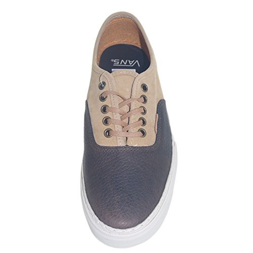 VANS Schuhe - Sneaker AUTHENTIC LX - chocolate brown leather suede chocolate brown