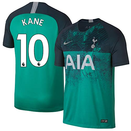 Nike Tottenham 3rd Kane 10 Jersey 2018 2019 Authentic Epl Printing Buy Online In Cambodia Missing Category Value Products In Cambodia See Prices Reviews And Free Delivery Over 27 000 Desertcart