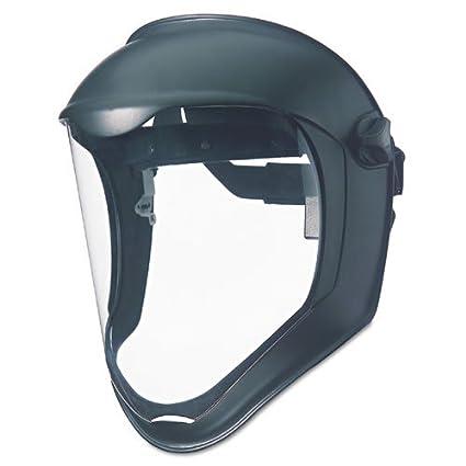 Uvex by Honeywell Bionic - Casco de doble posición con protector ...