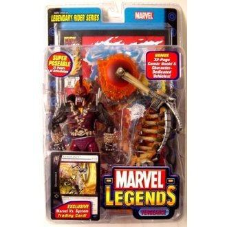 Marvel Legends Series 11 Vengeance by Toybiz