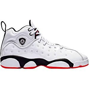 Nike Jordan Youth Jumpman Team II GS Leather Synthetic Formatori