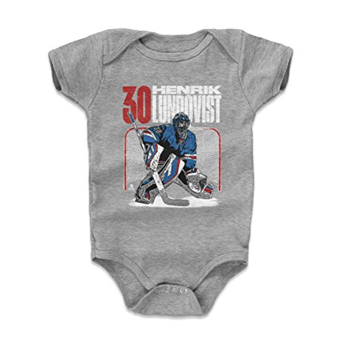 500 LEVEL Henrik Lundqvist New York Rangers Baby Clothes a1d45236c