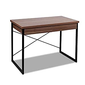 Artiss Office Computer Desk Wooden Metal Home PC Gaming Study Table