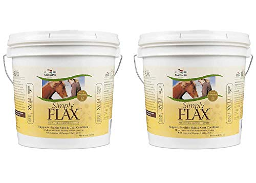 Manna Pro Simply Flax for Horses, 8 Pounds (Pack of 2) by Manna Pro (Image #8)