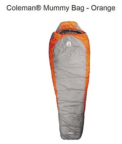 Coleman Mummy Sleeping Bag 25 - 6