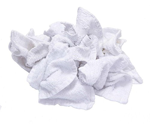 Pro-Clean Basics A99407 White Terry Cloth Rag Pallet by Pro-Clean Basics