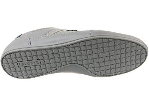 Lacoste Chaymon 118 1 Cam, Sneaker Uomo Grigio/Blu
