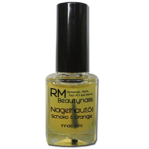 RM Beautynails Nagelhautöl Nagelpflege Öl Schoko-Orange