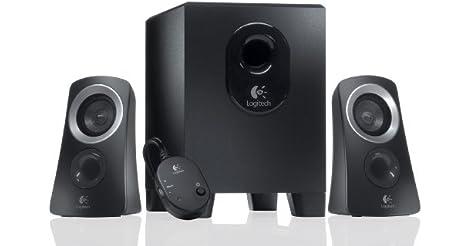 Logitech Z313 2.1-Channel 3-Piece Speaker System only $27.72