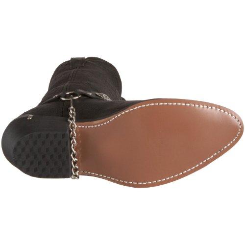 Dingo Mens 2175 Concho Rem 12 Boot Svart
