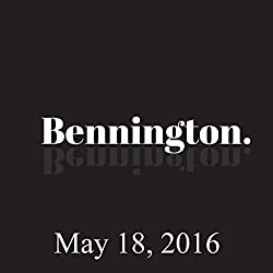 Bennington, Josh Gad, May 18, 2016