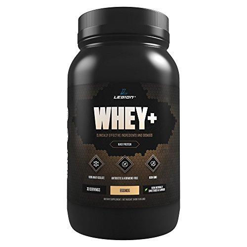 Legion Whey Eggnog Protein Powder product image