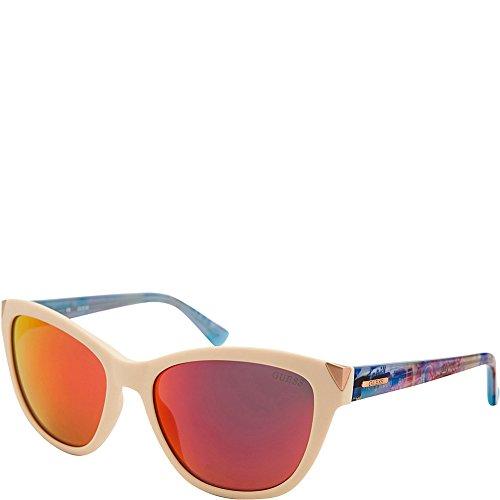 Guess Metal Cateye Sunglasses GU7398
