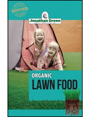 Jonathan Green & Sons, 10310 8-0-1 Organic Lawn Food, 5000 sq. ft.